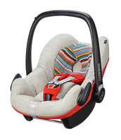 Автокресло MAXI-COSI PEBBLE FOLKLORIC RED