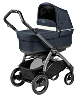 Коляска PEG-PEREGO BOOK PLUS 51 S JET POP-UP LUXE BLUE 3 В 1