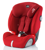 Автокресло BRITAX ROEMER EVOLVA 1-2-3 SL SICT FLAME RED