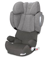 Автокресло CYBEX SOLUTION Q2-FIX PLUS MANHATTAN GREY