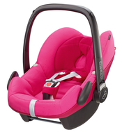 Автокресло MAXI-COSI PEBBLE BERRY PINK