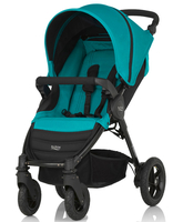 Коляска BRITAX B-MOTION LAGOON GREEN