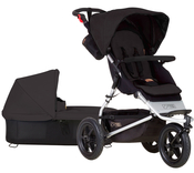 Коляска MOUNTAIN BUGGY URBAN JUNGLE BLACK 2 В 1