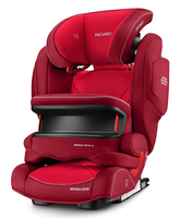 Автокресло RECARO MONZA NOVA IS SEATFIX INDY RED