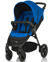 Коляска BRITAX B-MOTION OCEAN BLUE