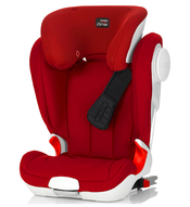 Автокресло BRITAX ROEMER KIDFIX XP SICT FLAME RED