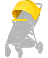 Капор для коляски BRITAX B-AGILE 4 PLUS SUNSHINE YELLOW