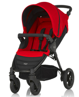 Коляска BRITAX B-MOTION FLAME RED