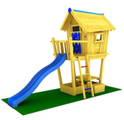 Игровой комплекс JUNGLE GYM PLAYHOUSE СXL