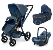 Коляска CONCORD WANDERER MOBILITY SET DENIM BLUE 3 В 1