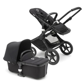 Коляска BUGABOO FOX COMPLETE BLACK 2 В 1