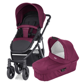 Коляска BRITAX SMILE 2 WINE RED 2 В 1