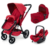 Коляска CONCORD WANDERER MOBILITY SET RUBY RED 3 В 1