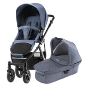 Коляска BRITAX SMILE 2 BLUE DENIM 2 В 1