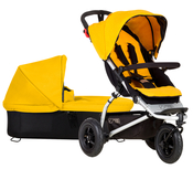 Коляска MOUNTAIN BUGGY SWIFT GOLD 2 В 1
