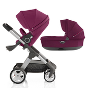 Коляска STOKKE CRUSI PURPLE 2 В 1