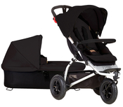 Коляска MOUNTAIN BUGGY SWIFT BLACK 2 В 1