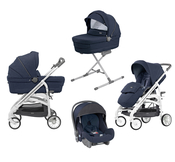 Коляска INGLESINA TRILOGY IMPERIAL BLUE 3 В 1