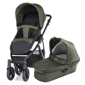 Коляска BRITAX SMILE 2 OLIVE DENIM 2 В 1