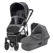 Коляска BRITAX SMILE 2 BLACK DENIM 2 В 1