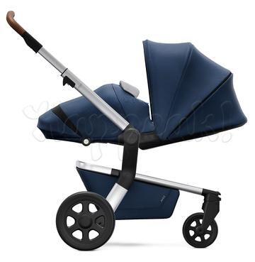 Кокон для новорожденного к коляске JOOLZ HUB EARTH PARROT BLUE