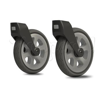 Передние вездеходные колеса для коляски JOOLZ Day2 SHADY GREY