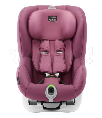 Автокресло BRITAX ROMER KING II LS WINE ROSE