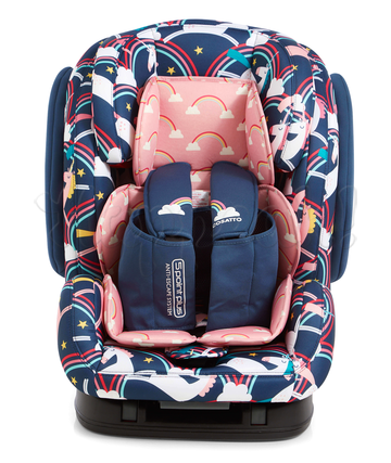 Автокресло COSATTO HUG ISOFIX MAGIC UNICORNS