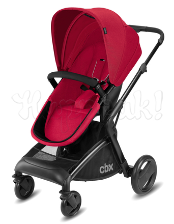 Коляска CBX BIMISI PURE CRUNCHY RED 2 В 1
