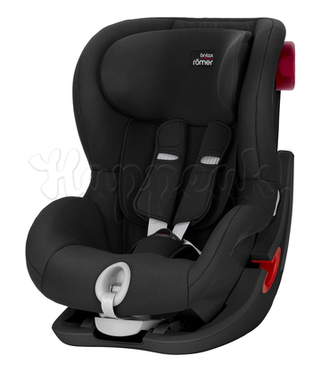 Автокресло BRITAX ROMER KING II BLACK SERIES COSMOS BLACK