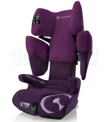 Автокресло CONCORD TRANSFORMER X-BAG PLUM PURPLE