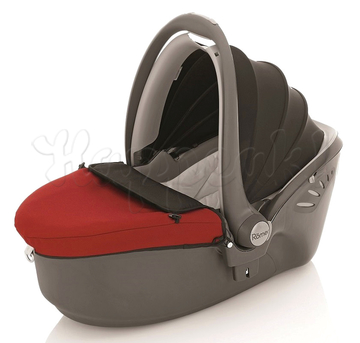 Автокресло BRITAX ROEMER BABY-SAFE SLEEPER CHILI PEPPER