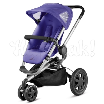 Коляска прогулочная QUINNY BUZZ XTR 3 PURPLE PACE