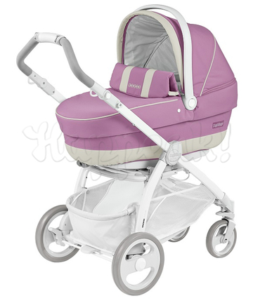 Коляска PEG-PEREGO BOOK PLUS PURE MODULAR GLICINE 3 В 1