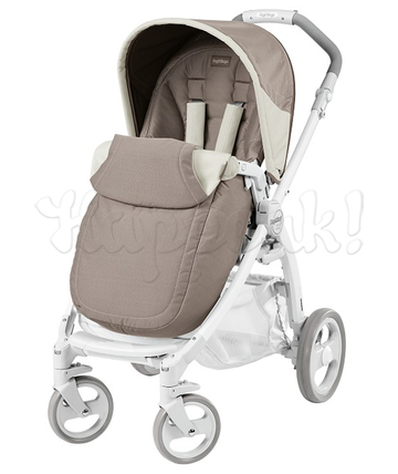 Коляска PEG-PEREGO BOOK PLUS PURE MODULAR AVANA 3 В 1