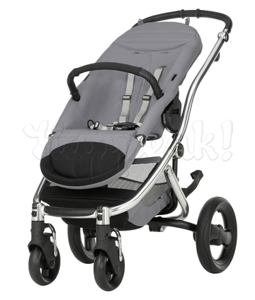 Коляска прогулочная BRITAX AFFINITY 2 CHROME MINERAL PURPLE