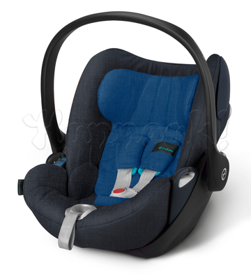 Автокресло CYBEX CLOUD Q PLUS TRUE BLUE