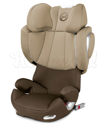 Автокресло CYBEX SOLUTION Q2-FIX OLIVE KHAKI
