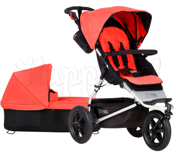 Коляска MOUNTAIN BUGGY URBAN JUNGLE CORAL 2 В 1