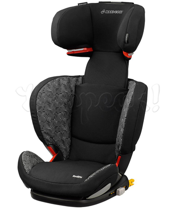 Автокресло MAXI-COSI RODI FIX DIGITAL BLACK