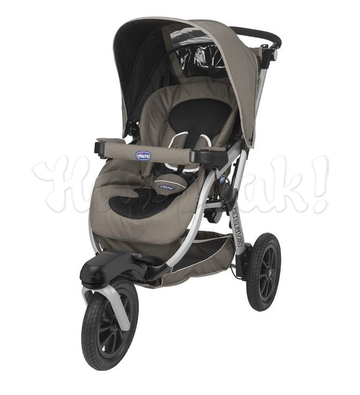 Коляска CHICCO ACTIVE 3 BEIGE 2 В 1