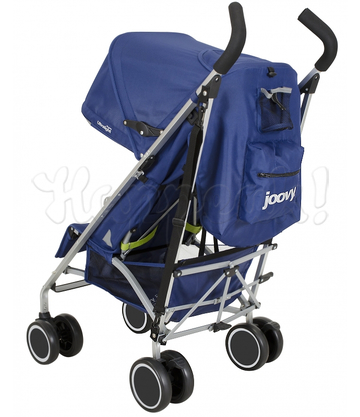 Коляска-трость JOOVY GROOVE ULTRALIGHT BLUEBERRY