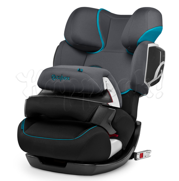 Автокресло CYBEX PALLAS 2-FIX BLACK RIVER