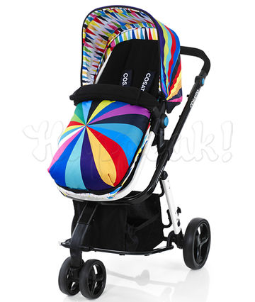 Коляска COSATTO GIGGLE GO BRIGHTLY 2 В 1