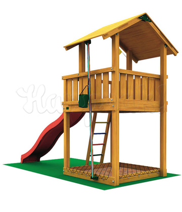 Игровой комплекс JUNGLE GYM CHALET
