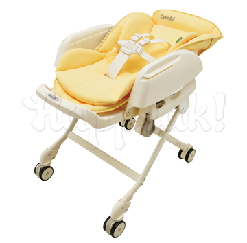 Люлька ручного укачивания COMBI DREAMY YELLOW