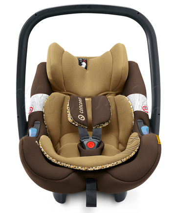 Автокресло CONCORD AIR SAFE+CLIP WALNUT BROWN 2016