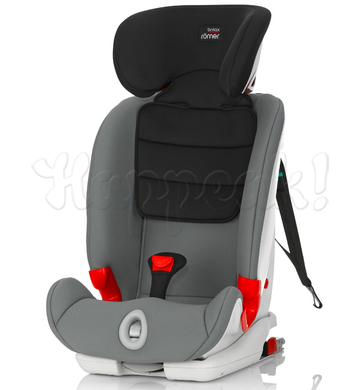 Автокресло BRITAX ROEMER ADVANSAFIX II STEEL GREY