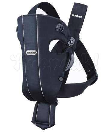 Рюкзак-кенгуру BABYBJORN ORIGINAL DARK BLUE