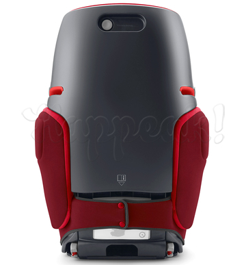 Автокресло CONCORD TRANSFORMER X-BAG RUBY RED